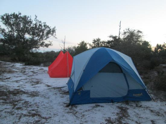 Pensacola Beach Tent Camping The Best Beaches In World