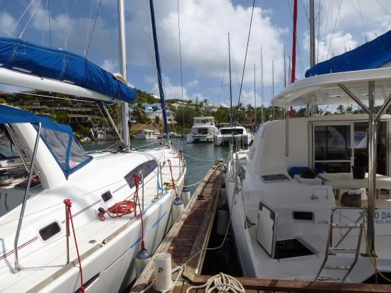 Oyster Pond, سانت مارتن: rental boats