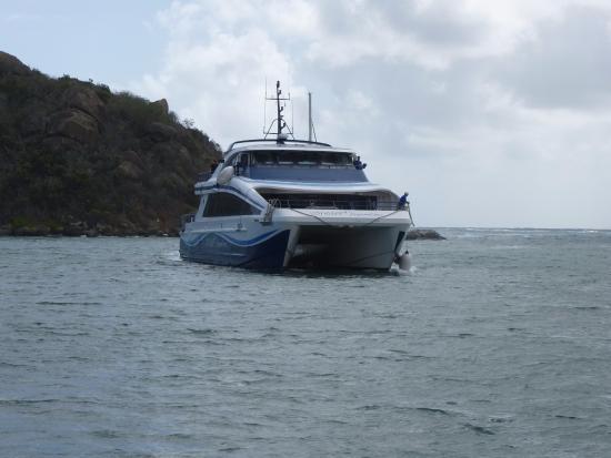 Oyster Pond, St. Martin/St. Maarten: Voyager 3