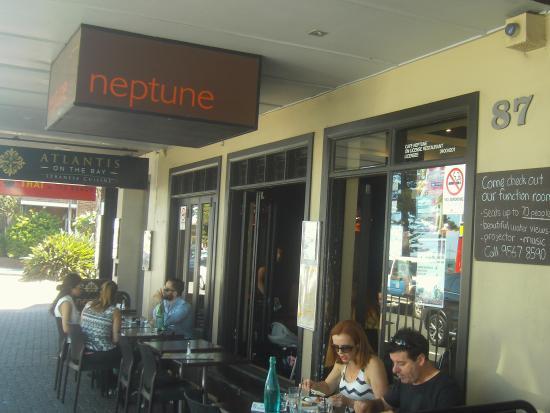 Neptune at Brighton