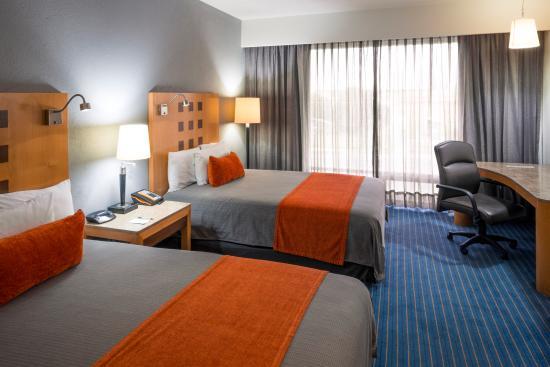 Real Inn Torreón: Habitación Doble