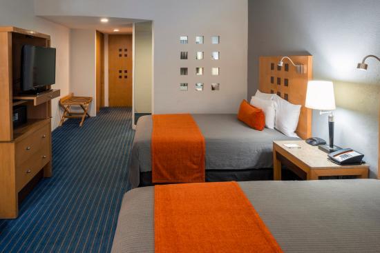 Real Inn Torreón: Habitación Lujo Doble