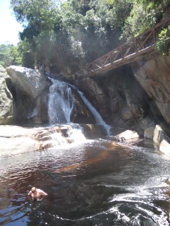 Wilderness National Park : cascade