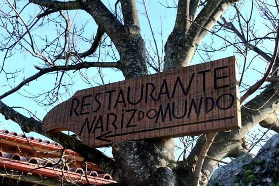 Cabeceiras de Basto, Portugal: Placa identificativa