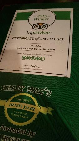 Healy Mac's Irish Bar & Restaurant Photo