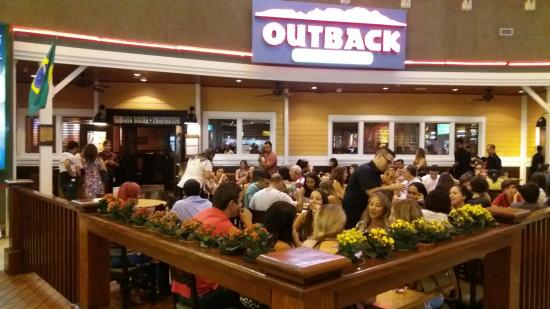 Outback Steakhouse - New York City Center