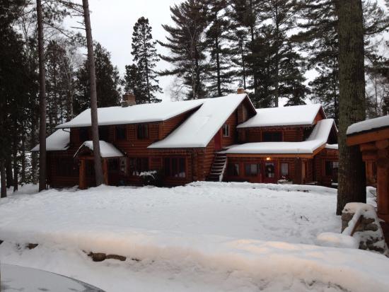 Bigfork, MN: Main Cabin
