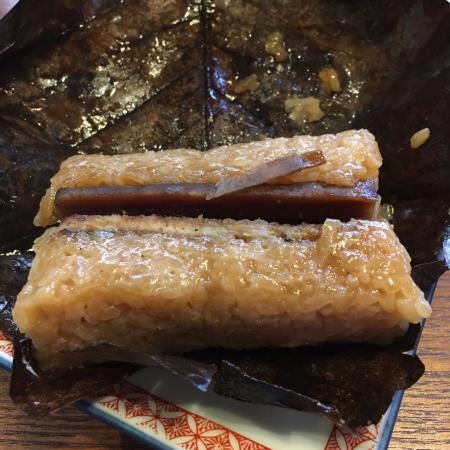 Bairin: 鰻の朴葉蒸し