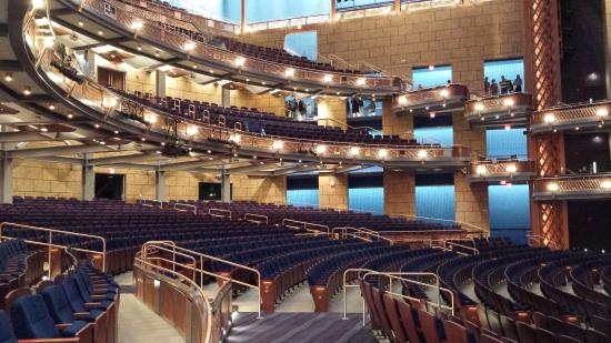 orchestra and mezzanine picture of dr phillips center for the rh tripadvisor com