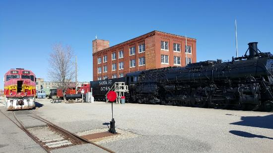 ‪Great Plains Transportation Museum‬