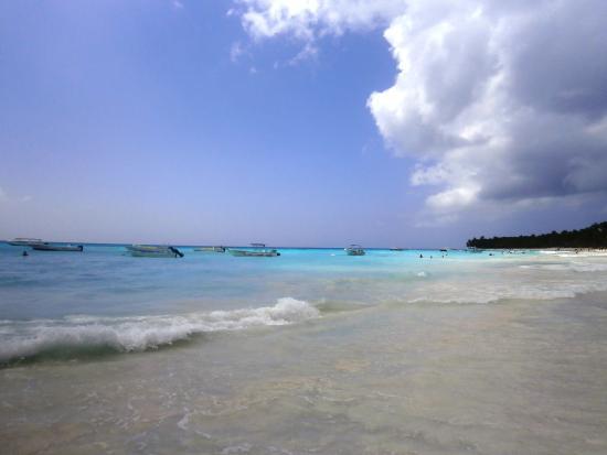 Bayahíbe, República Dominicana: SAONA ISLAND.