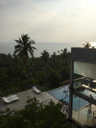 Superbe hotel tranquille et zen