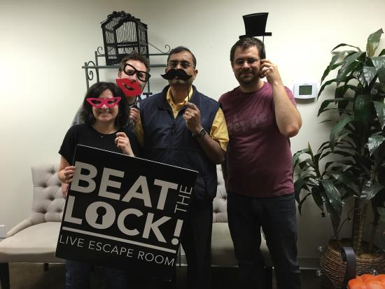 Beat The Lock Escape Rooms