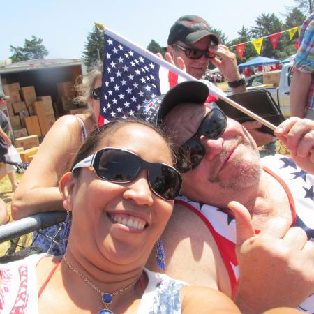Long Beach, WA: ocean park parade