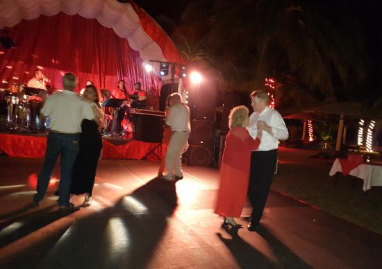 Valentine Day Dinner Dance 2016 At Goldi Sands Hotel Picture Of