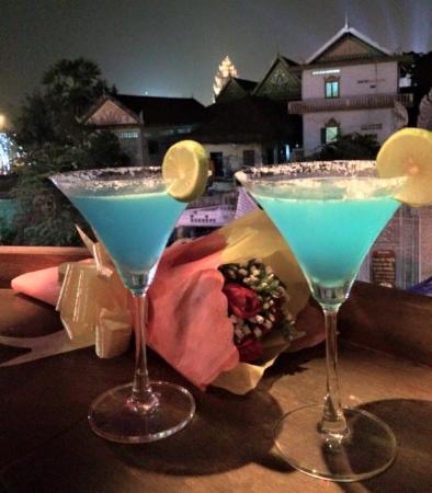 Les cocktails phnom penh
