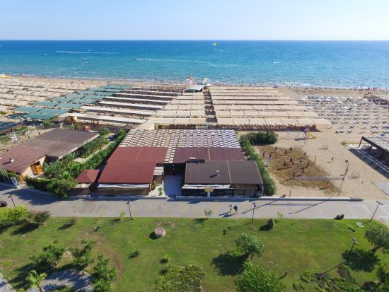 PrimaSol Hane Family Resort: HANE FAMILY BEACH