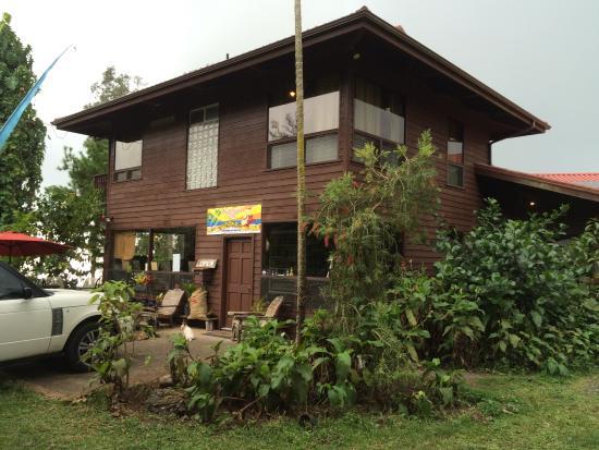 Buddha's Cup Coffee Estate : オフィス兼ショップの外観