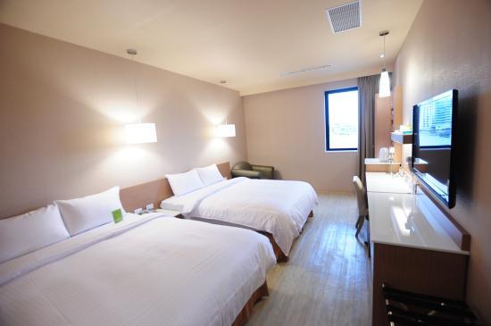 カインドネス ホテル タイナン チーカン タワー(康橋商旅 - 台南赤崁樓館)