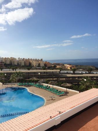 lovely view from the balcony picture of blue sea callao garden rh tripadvisor com