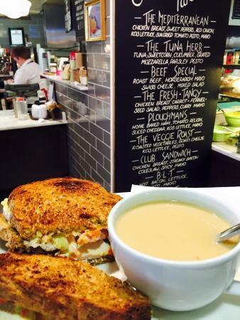 Mannings Bakery And Cafe Dublin  Ireland