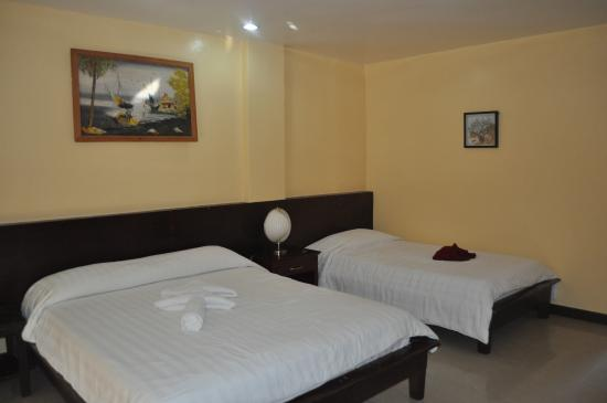 Boracay Peninsula Resort: simple room | may 2012
