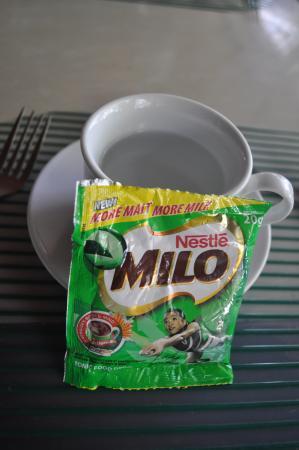 Boracay Peninsula Resort: hot chocolate daw? | may 2012