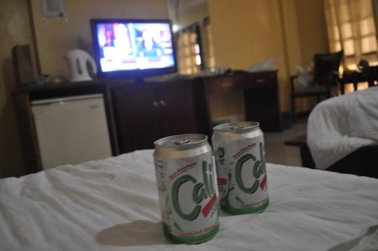 Boracay Peninsula Resort: inside the room | may 2012
