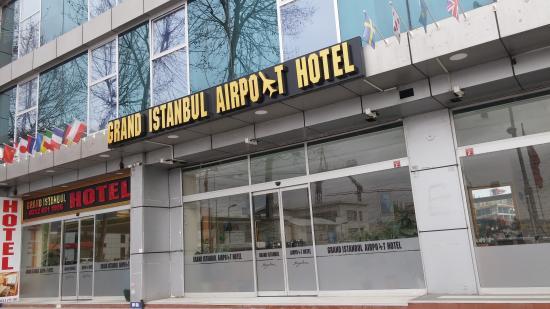 Grand istanbul airport hotel turquie voir les tarifs for Paradise airport hotel istanbul