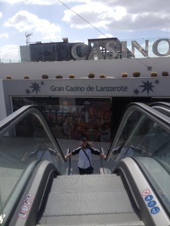 Gran Casino de Lanzarote : Versione diurna del casinò.