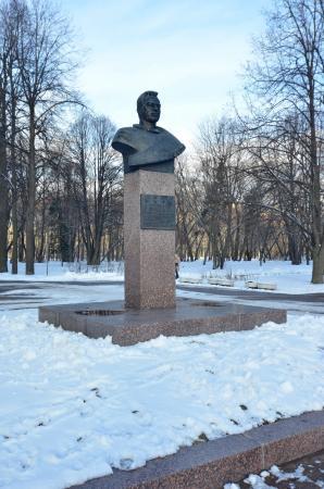 Bust G.M.Grechko