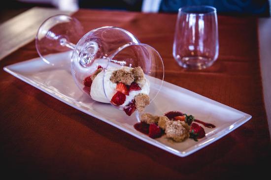 Ristorante Bagno Italia Marina Di Pisa : Cheesecake al bicchere foto di ristorante bagno italia marina di