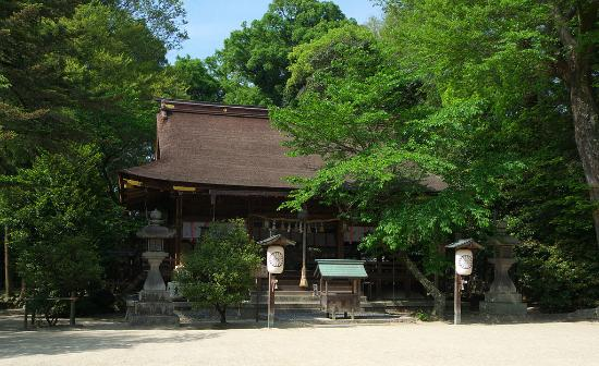 Kawai-cho, Japonia: The Prayer Hall