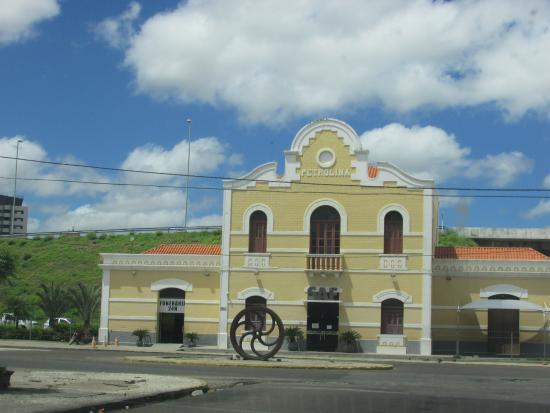 Antiga Estacao Ferroviaria da Leste Brasileira