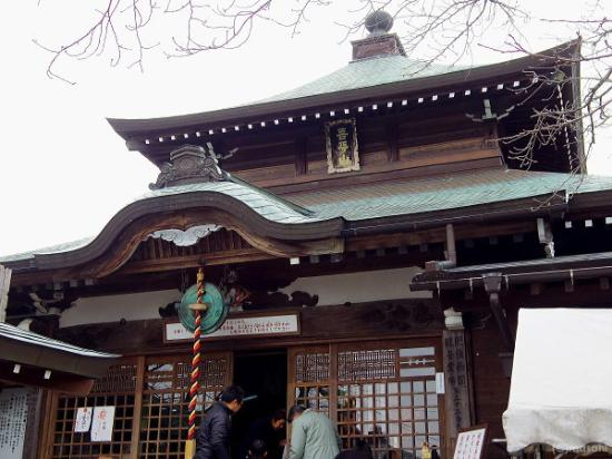 Aira-ji Temple