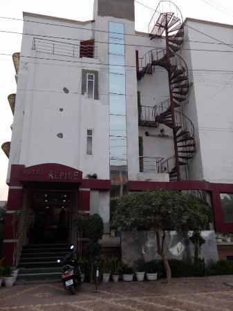Hotel Alpine Aufnahme