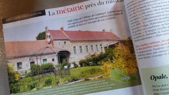 La Rose Laitiere BB Saint Martin Sur Ecaillon Voir Les Tarifs 30 Avis Et 44 Photos