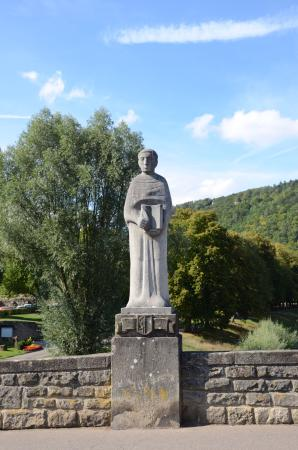 Statue of Johannes Bertels