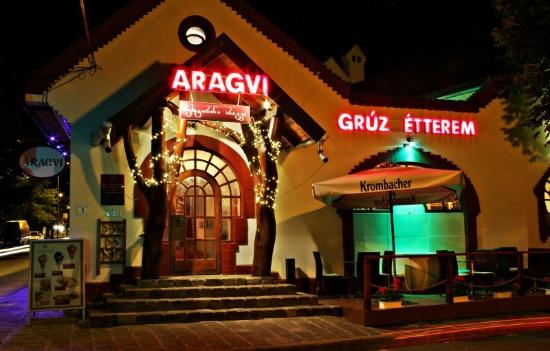 Aragvi Georgian Restaurant