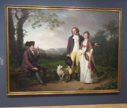 statens museum for kunst malerier