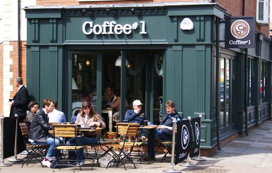 Coffee#1 Pontcanna