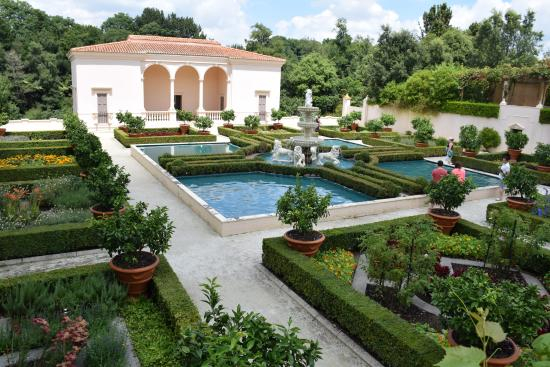 Roman Gardens Picture Of Hamilton Gardens Hamilton