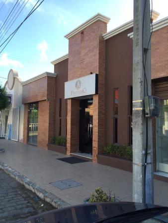 Jaguaribe, CE: Hotel Simpático