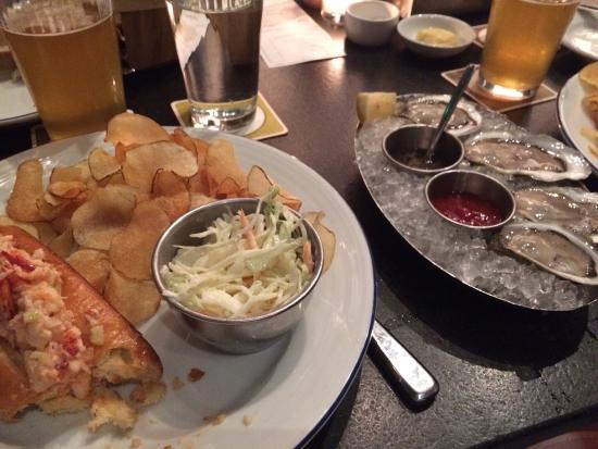 photo0.jpg - Picture of Ocean Blue Restaurant and Oyster Bar, Utica - TripAdvisor