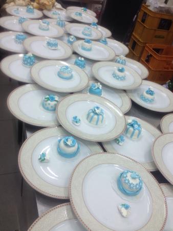 IL DAMASCO ristorante sala ricevimenti: Battesimi