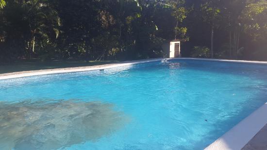 Cabanas rio encantado desde boquete panam for Boquete piscina