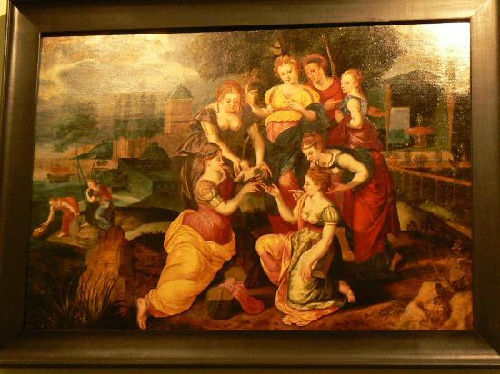 De très beaux tableaux des XV, XVI, XVII et XVIIIèmes - Picture of ...