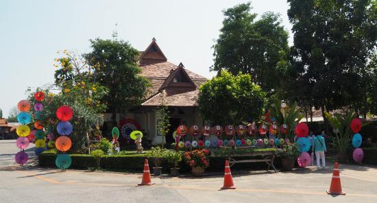 bor sang umbrella village near chiang mai thailand picture of rh tripadvisor co uk