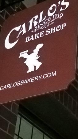 Morristown, Nueva Jersey: Carlo's Bake Shop