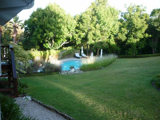 nice small garden and swimmingpool picture of stannards guest rh tripadvisor com